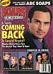 2-24-98 ABC Soaps In Depth MAURICE BENARD-MARK CONSUELOS