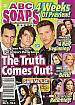 2-8-10 ABC Soaps In Depth BLAKE GIBBONS-FARAH FATH