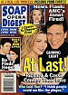 3-28-00 Soap Opera Digest ALTERNATIVE COVER-LAURA WRIGHT