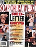 4-14-98 Soap Opera Weekly JENNIFER GAREIS-ANTHONY GEARY