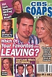 4-19-05 CBS Soaps In Depth SHARON CASE-CHRISTIAN LEBLANC