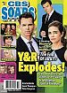 4-3-17 CBS Soaps In Depth AMELIA HEINLE-COURTNEY HOPE