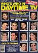 5-86 Who's Who In Daytime TV ANOTHER WORLD-GUIDING LIGHT