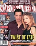 5-9-00 Soap Opera Weekly MAURICE BENARD-SARAH BROWN