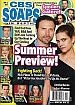 6-11-18 CBS Soaps In Depth JOSHUA MORROW-AMELIA HEINLE