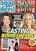 6-26-17 Soap Opera Digest KIMBERLIN BROWN-EILEEN DAVIDSON