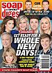 7-24-17 Soap Opera Digest LISA LOCICERO-WALLY KURTH