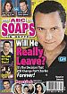7-31-17 ABC Soaps In Depth MAURICE BENARD-LYNN HERRING