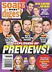 8-14-17 Soap Opera Digest KIN SHRINER-CASEY MOSS