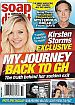 8-15-16 Soap Opera Digest KIRSTEN STORMS-DON DIAMONT