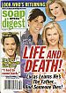 8-7-07 Soap Opera Digest BRYAN DATTILO-ALTERNATIVE COVER