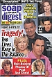 9-2-03 Soap Opera Digest  CAMERON MATHISON-JESSICA DUNPHY