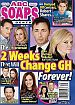 9-25-17 ABC Soaps In Depth MAURA WEST-KIRSTEN STORMS