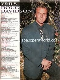 Star Stats with Doug Davidson (Paul on The Young & The Restless)