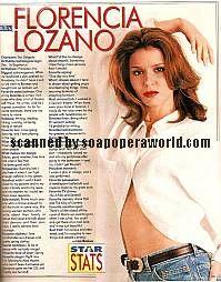 Florencia Lozano (Tea, OLTL)
