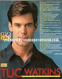 Tuc Watkins (Dr. Pierce Dorman, GH)