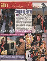 Shopping Spree with Darlene Conley of The Bold and The Beautiful