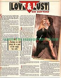 Love and Lust on Daytime