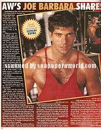 Joseph Barbara (Joe Carlino, AW)