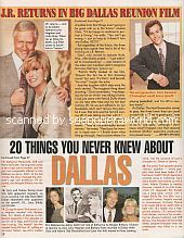 20 Things You Never Knew About Dallas