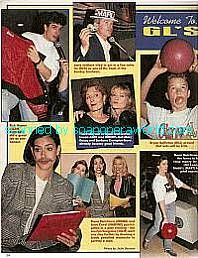 Page 1 of the Guiding Light Fan Club Event