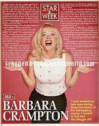 Barbara Crampton (Maggie Forrester, B&B)