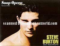 Free Steve Burton Poster