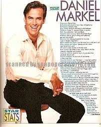 Daniel Markel (David Allen, ATWT)