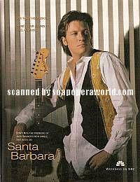 Jack Wagner (Warren on Santa Barbara)