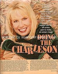 Interview with Leslie Charleson (Monica on General Hospital)