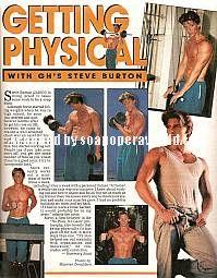 Steve Burton (Jason, GH)