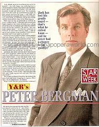 Peter Bergman (Jack Abbott, Y&R)