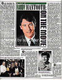 Interview with Randolph Mantooth of Loving