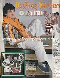 Dashing Summer Fashions with Jean LeClerc of All My Children