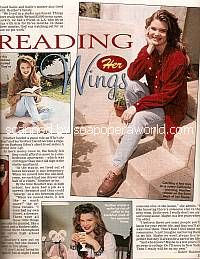 Interview with Heather Tom (Victoria on The Young and The Restless)