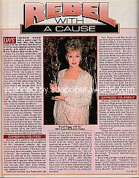 Interview with Peggy McCay of Days Of Our Lives