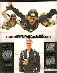 Mark Valley played the role of Jack Deveraux on Days Of Our Lives
