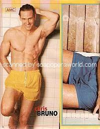 Hunks in Trunks - Chris Bruno of AMC