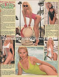 Bathing Suit Pictorial with Schae Harrison of The Bold and The Beautiful