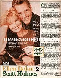 Scott Holmes & Ellen Dolan (Tom & Margo, ATWT)