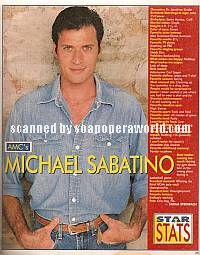 Michael Sabatino (Jonathan Kinder, AMC)
