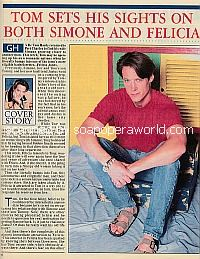 Matthew Ashford (Tom on General Hospital)