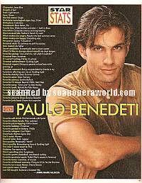 Paulo Benedeti (Jesse Blue, GL)