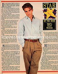 Star Of The Week Scott Reeves (Ryan on The Young & The Restless)