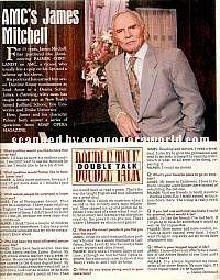 James Mitchell (Palmer, AMC)