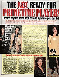 Primetime Players featuring Michael Easton and Barbara Tyson