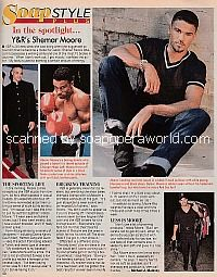 Soap Style with Shemar Moore (Malcolm on The Young and The Restless)