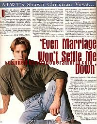 Shawn Christian (Mike, ATWT)