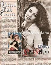 Lisa Peluso (Ava on Loving)