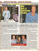 Interviews with Mark Valley & Steve Wilder (old Jack & new Jack, DAYS